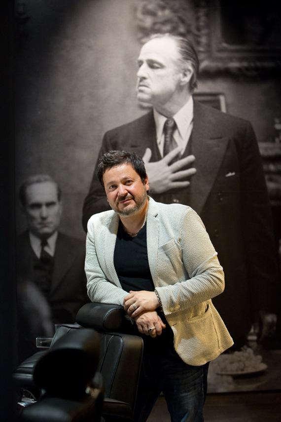 Aniello-Giordano-Barbiere in Lörrach